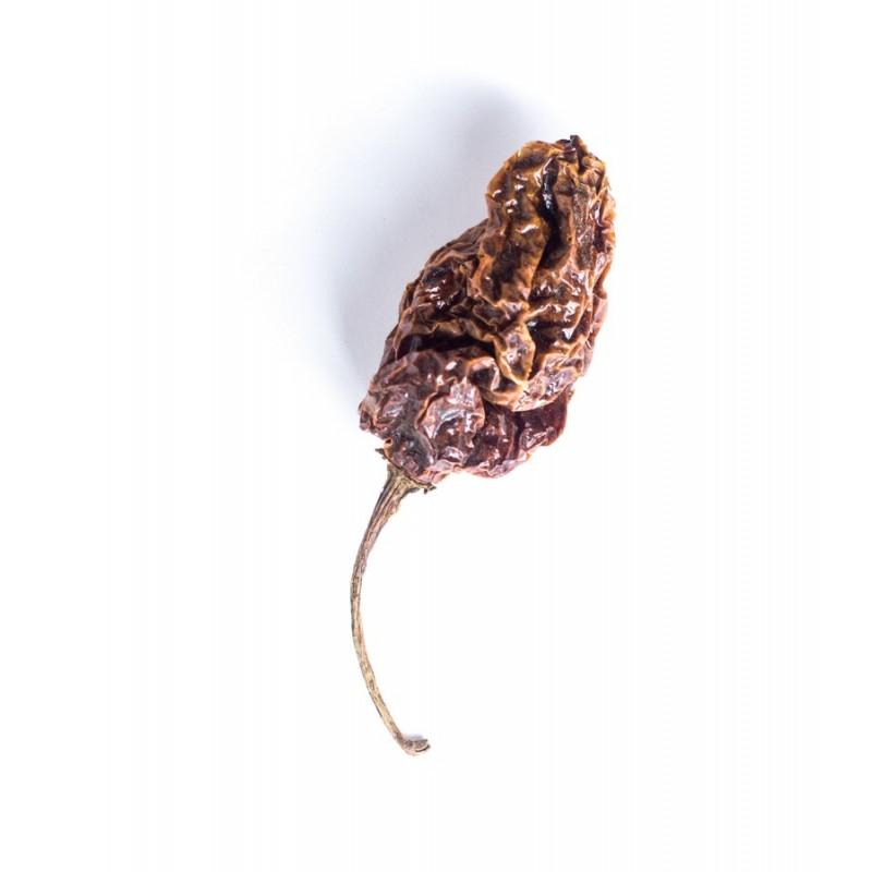 Papryka chilli Habanero całe z ogonkiem 250g zoom