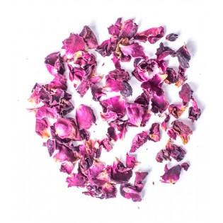 Płatki róży czerwone 250g