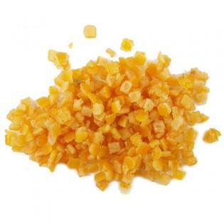 Skórka pomarańczowa 100g NATURALNA świeża