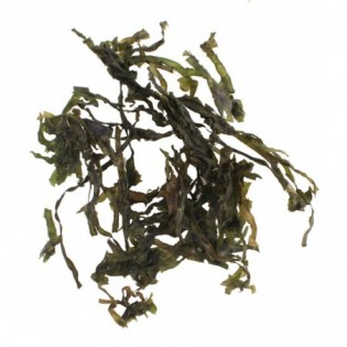 Listownica suszona cięta - Wodorosty, Algi, Kelp, Kombu 250g