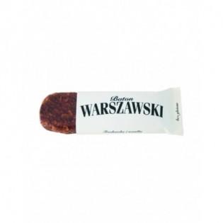 Baton Warszawski - truskawka z wanilią 60 g - Baton Warszawski