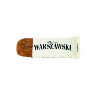 Baton Warszawski - gryczany z sezamem i goji 60 g - Baton Warszawski