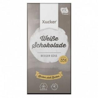 Czekolada biała z ksylitolem 100 g -  Xucker