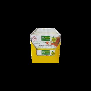 Bulion z minimalną zawartością soli 60 g BIO display (24 opak.) - BioOaza