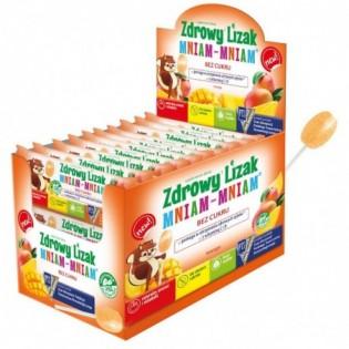 Zdrowy lizak Mniam-Mniam mango - Starpharma