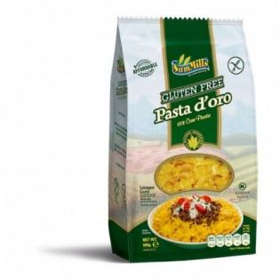 Makaron bezglutenowy łazanka karbowana (lasagne corte) 500 g - Sam Mills