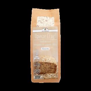 Mieszanka chleba bezglutenowego klasyczna 420 g - Pięć Przemian