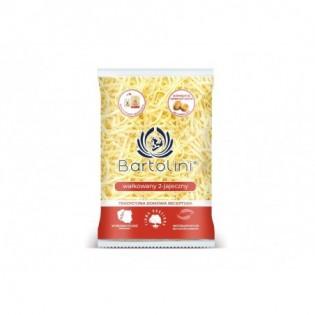 Makaron 2 jajeczny krajanka gruba 400 g - Bartolini