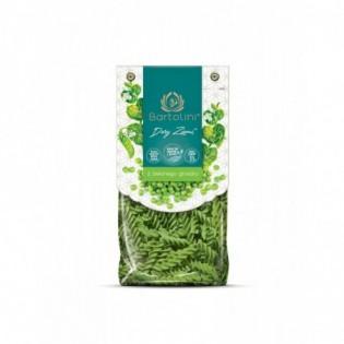 Makaron z zielonego groszku świderek nr 2 250 g - Bartolini