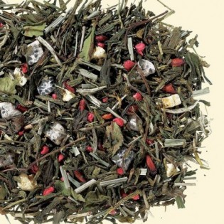 Herbaty biała/zielona smakowa Smoczy Owoc