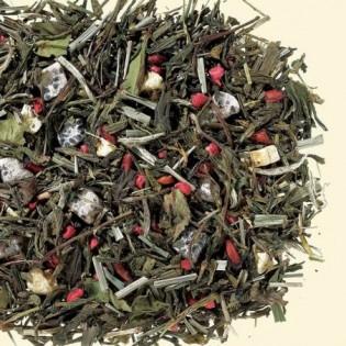 Herbaty biała/zielona smakowa Smoczy Owoc 100g