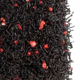Herbaty czarna smakowa Pieprzowa Truskawka
