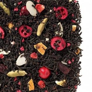 Herbaty czarna smakowa Santa Berry