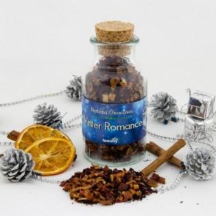 Herbaty owocowa Winter Romance 100g w butelce