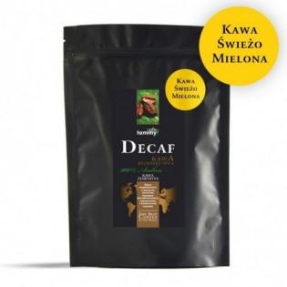 Kawa Bezkofeinowa 250g mielona