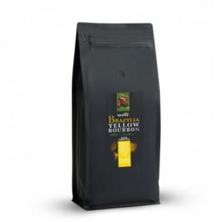 Kawa Brazylia Yellow Bourbon 1kg mielona