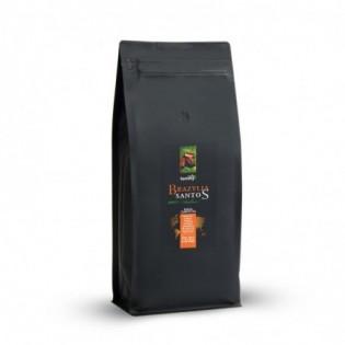 Kawa Brazylia Santos 1kg Świeżo Palona Arabika100%