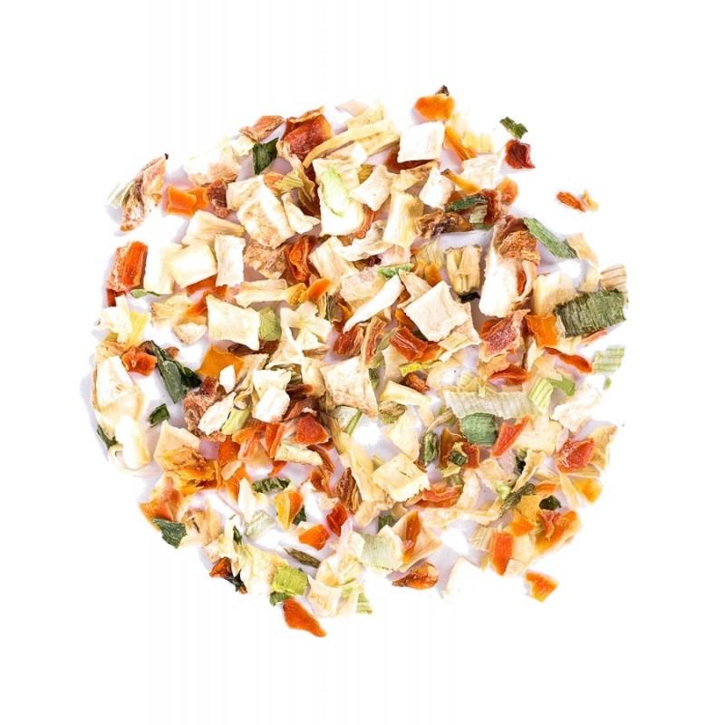 Mieszanka warzyw kostka 10kg zoom