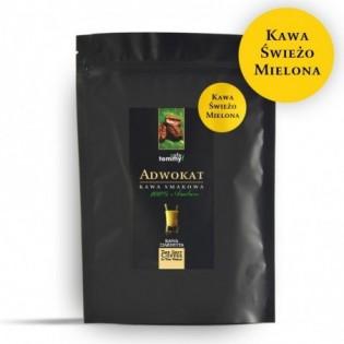 Kawa smakowa Adwokat 250g mielona