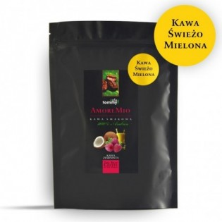 Kawa smakowa Amore Mio 250g  mielona