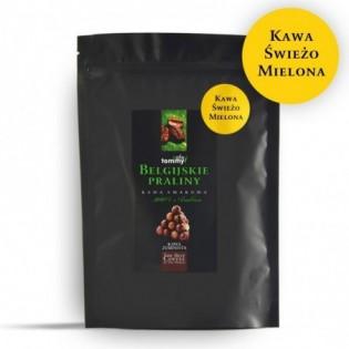 Kawa smakowa Belgijskie Praliny 250g mielona