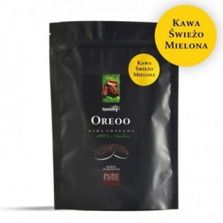 Kawa smakowa Oreoo 250g mielona