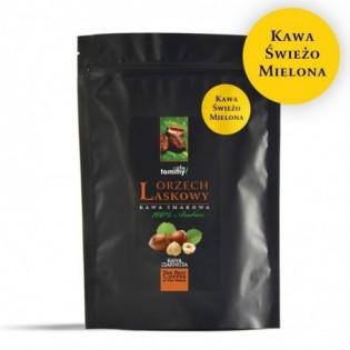 Kawa smakowa Orzech Laskowy 250g mielona
