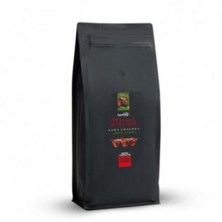 Kawa smakowa Wiśnia w Rumie 1kg mielona