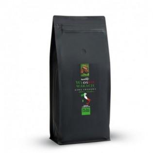 Kawa smakowa Włoskie Wakacje 1kg mielona