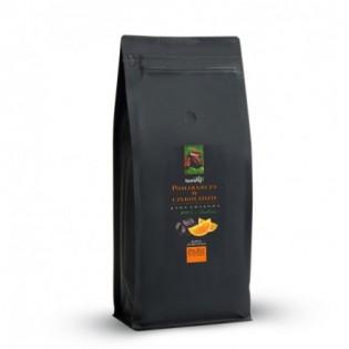 Kawa smakowa Czekolada - Pomarańcza 1kg mielona