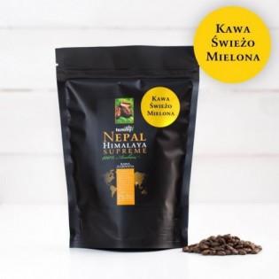 Kawa Nepal Himalaya Supreme 250g mielona