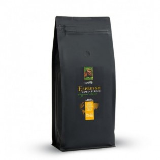 Kawa Espresso Gold Blend 1kg mielona