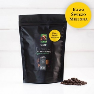 Kawa Espresso Silver Blend 250g mielona