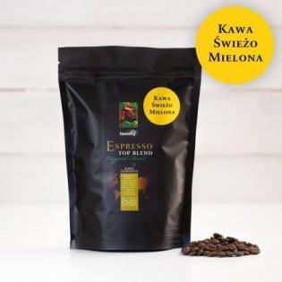 Kawa Espresso Top Blend 250g mielona