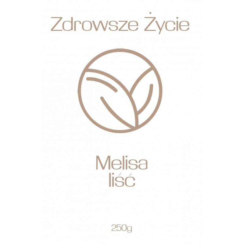 Melisa liść 250g
