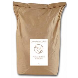 Kawa zielona mielona 5kg