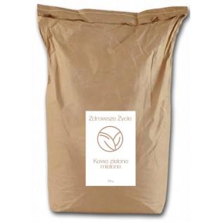 Kawa zielona mielona 10kg