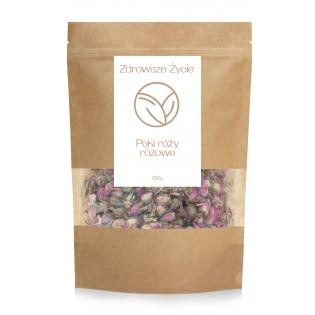 Pąki róży różowe 250g