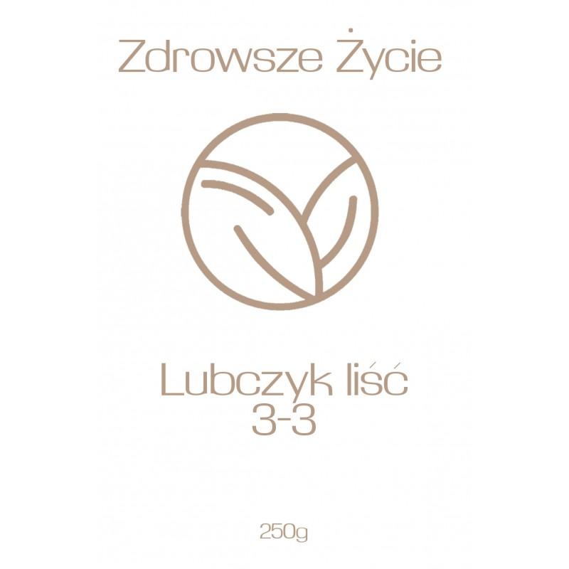 Lubczyk liść 3-3 250g