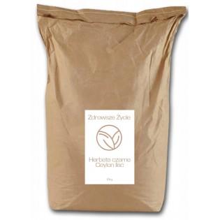 Herbata czarna Ceylon liść 10kg