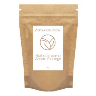 Herbata czarna Assam fannings 1kg