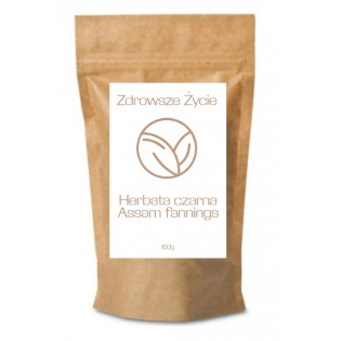 Herbata czarna Assam fannings 100g