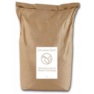 Herbata czarna Assam fannings 5kg