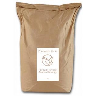 Herbata czarna Assam fannings 10kg