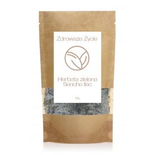 Herbata zielona Sencha liść 50g
