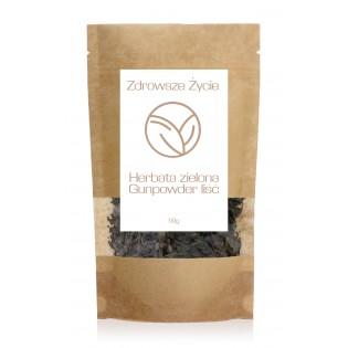 Herbata zielona Gunpowder liść 50g