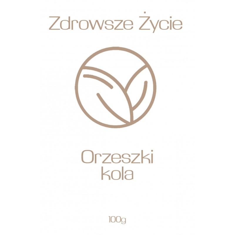 Orzeszki Kola 100g