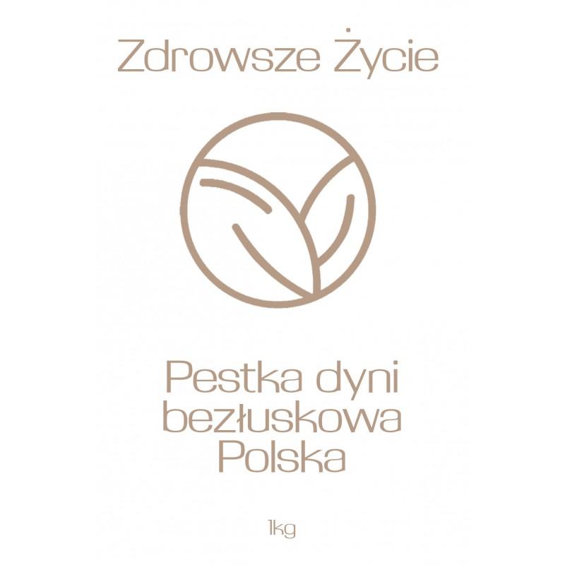 Pestki dyni łuskane Polska 1kg