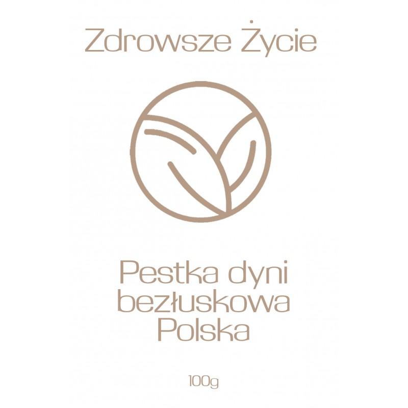 Pestki dyni łuskane Polska 100g